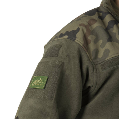 Polish INFANTRY Jacket - Fleece Detail 9