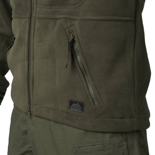 Polish INFANTRY Jacket - Fleece Detail 10