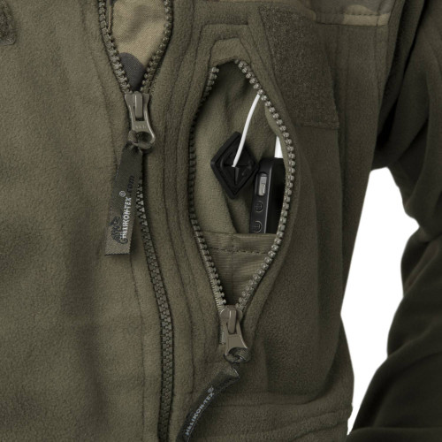 Polish INFANTRY Jacket - Fleece Detail 11