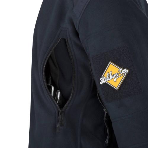 Helikon TEX LIBERTY Heavy Fleece Jacket SHADOW GREY Giacca Outdoor
