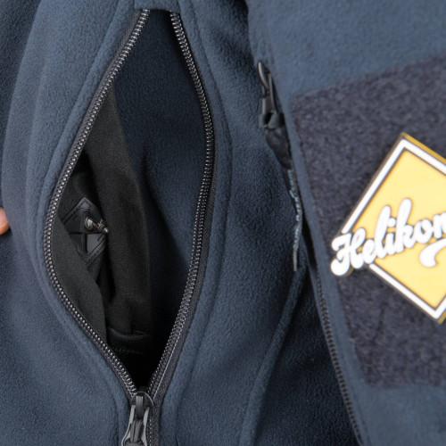LIBERTY Jacket - Double Fleece Detail 6