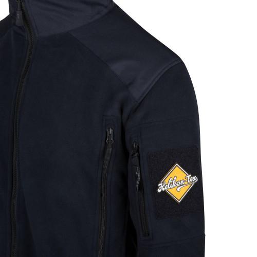 LIBERTY Jacket - Double Fleece Detail 8