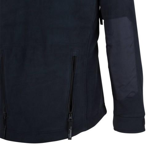 LIBERTY Jacket - Double Fleece Detail 10