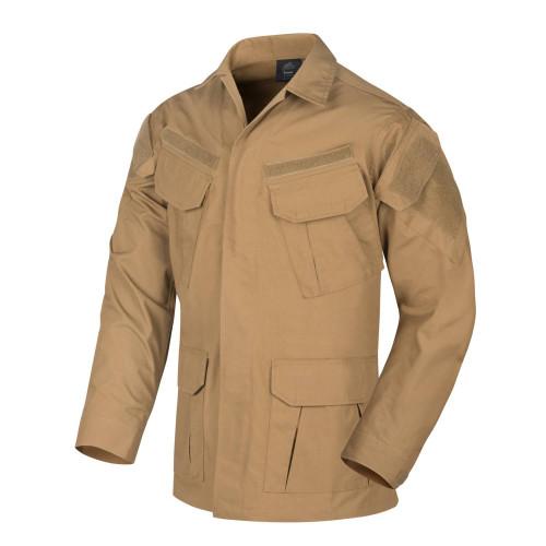 SFU NEXT® Shirt - PolyCotton Ripstop Detail 1