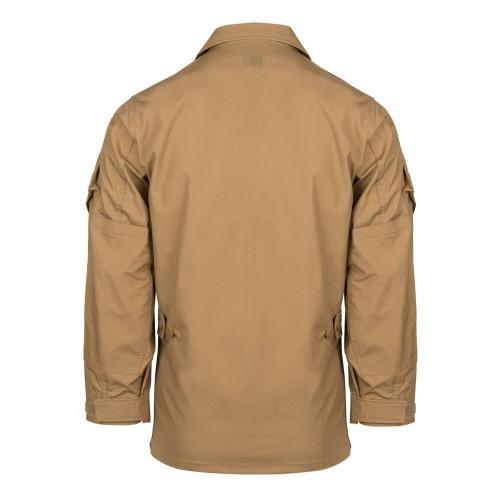 SFU NEXT® Shirt - PolyCotton Ripstop Detail 4