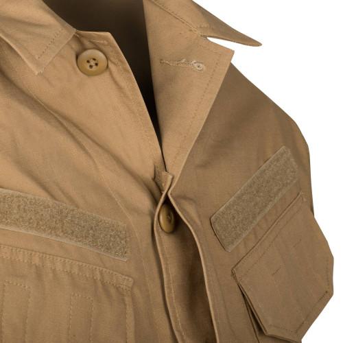 SFU NEXT® Shirt - PolyCotton Ripstop Detail 5