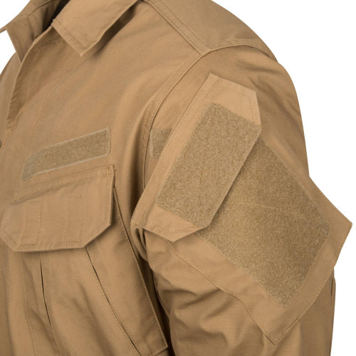 SFU NEXT® Shirt - PolyCotton Ripstop Detail 6