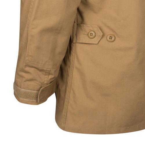 SFU NEXT® Shirt - PolyCotton Ripstop Detail 8
