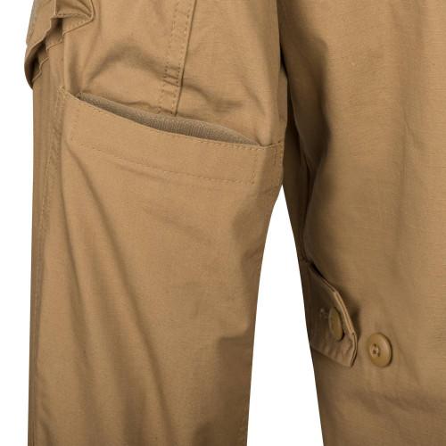 SFU NEXT® Shirt - PolyCotton Ripstop Detail 9