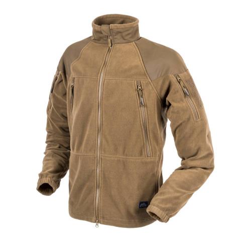 STRATUS® Jacket - Heavy Fleece Detail 1