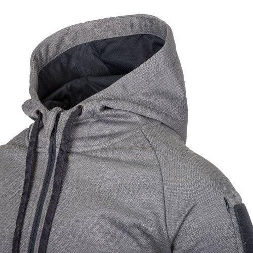 Helikon-Tex Urban Tactical Hoodie Lite Full Zip Gris