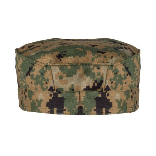 USMC Cap - PolyCotton Twill Detail 4