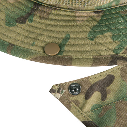 BOONIE Hat - NyCo Ripstop Detail 5