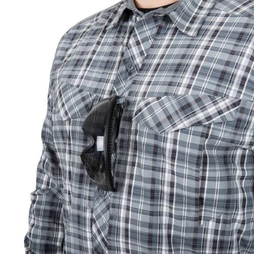 HELIKON tex Range Polo Shirt Tactical outdoor Combat topcool camisa Shadow Grey
