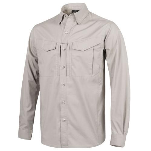 DEFENDER Mk2 Shirt long sleeve® - PolyCotton Ripstop Detail 1