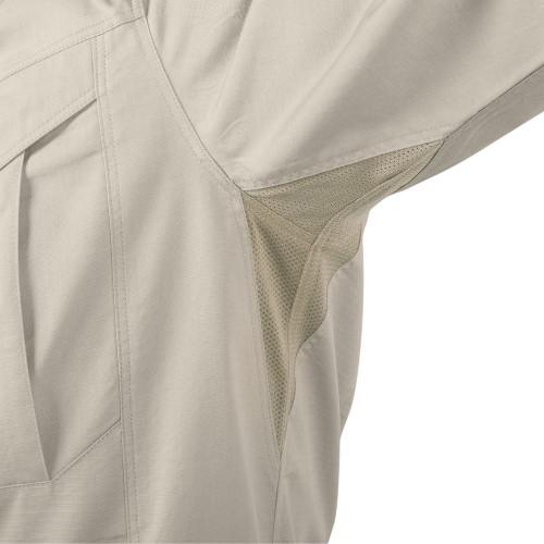 DEFENDER Mk2 Shirt long sleeve® - PolyCotton Ripstop Detail 5
