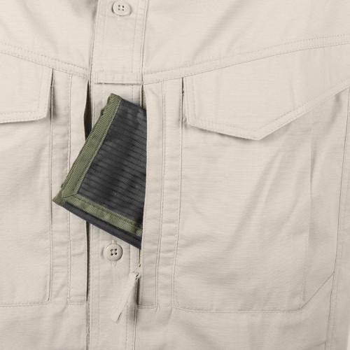 DEFENDER Mk2 Shirt long sleeve® - PolyCotton Ripstop Detail 4