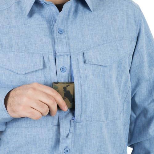DEFENDER Mk2 Gentleman Shirt® Detail 6