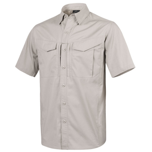 DEFENDER Mk2 Shirt short sleeve® - PolyCotton Ripstop Detail 1