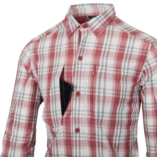 TRIP Shirt - Nylon Blend Detail 5