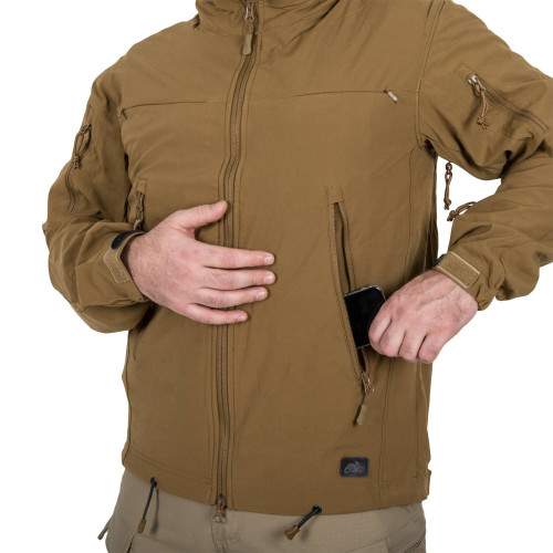 COUGAR QSA™ + HID™ Jacket® Detail 16