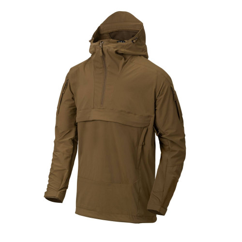 MISTRAL Anorak Jacket® - Soft Shell Detail 1