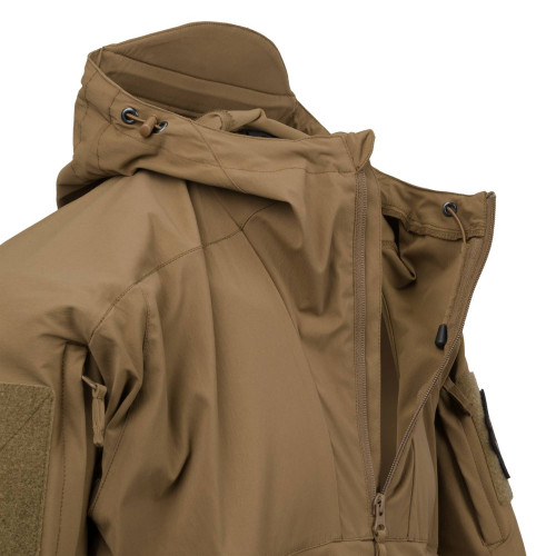 MISTRAL Anorak Jacket® - Soft Shell Detail 5