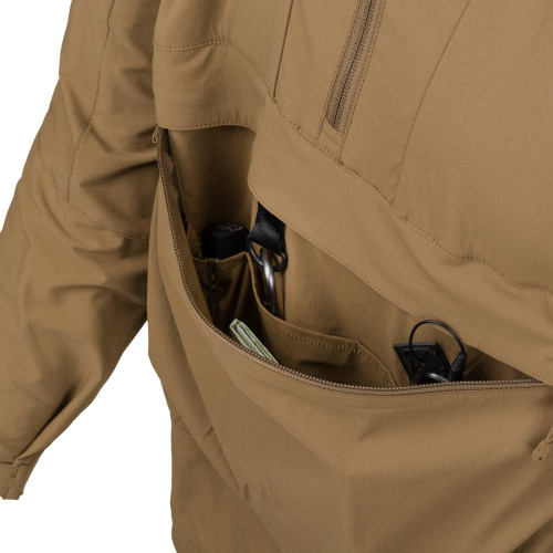 MISTRAL Anorak Jacket® - Soft Shell Detail 7