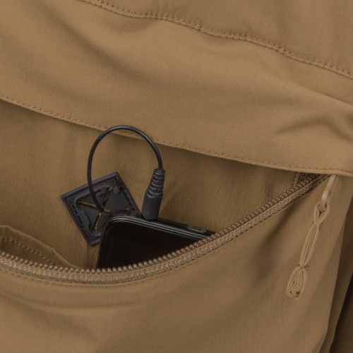 MISTRAL Anorak Jacket® - Soft Shell Detail 8