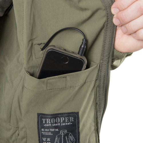 TROOPER Jacket - StormStretch® Detail 10