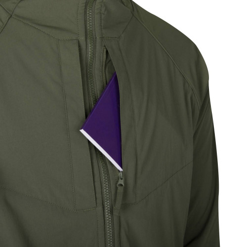 Urban Hybrid Softshell Jacket® Detail 6