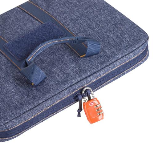 Double Pistol Wallet® - Nylon Detail 4