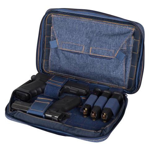 Double Pistol Wallet® - Nylon Detail 5
