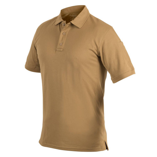 UTL Polo Shirt - TopCool Lite Detail 2