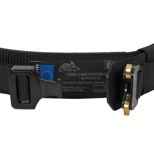 Cobra Competition Range Belt® (45mm) Detail 4