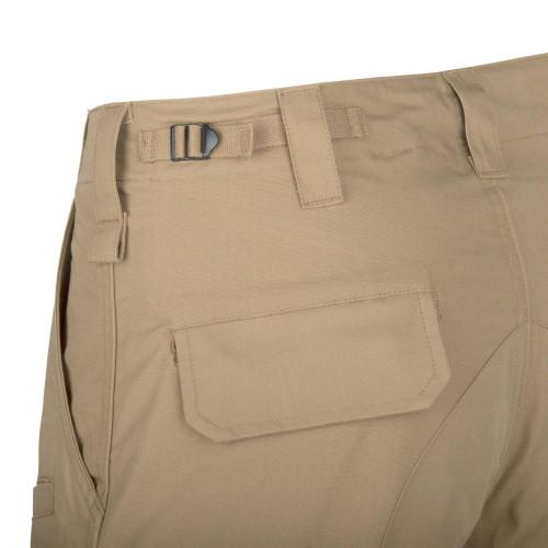 CPU® Shorts - Cotton Ripstop Detail 5