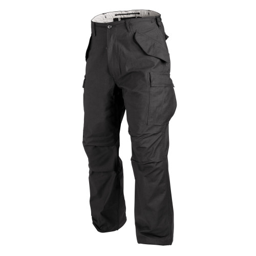 M65 Trousers - Nyco Sateen Detail 1