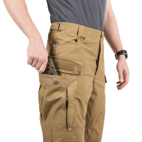SFU NEXT Pants® - PolyCotton Ripstop Detail 6