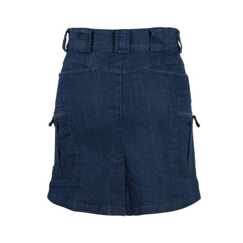 UTL SKIRT® (Urban Tactical Skirt®) - Denim Mid Detail 4