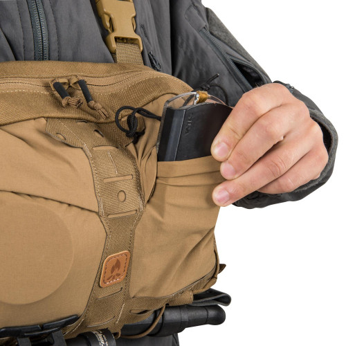 HELIKON-TEX Chest Pack NUMBAT-Cordura-Adaptive Green chestrig