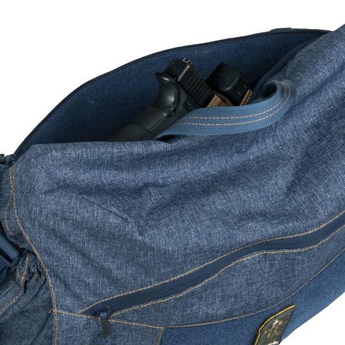 URBAN COURIER BAG Large® - Nylon Detail 12