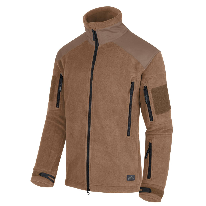 Helikon Tex Liberty Heavy Fleece Jacket Shadow Grey Outdoor Jacke