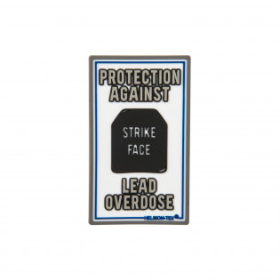 """Lead Overdose"" Patch"