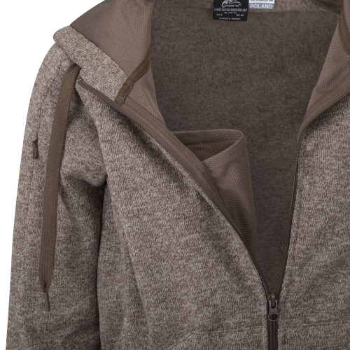 Bluza Covert Tactical Hoodie (FullZip)® Detal 7