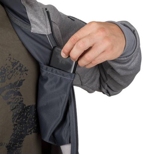 Bluza URBAN TACTICAL HOODIE (FullZip)® Detal 10
