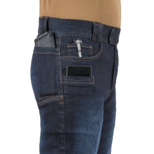 Spodnie GREYMAN TACTICAL JEANS® - Denim Mid Detal 6