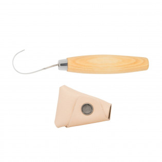 Nóż Morakniv® Wood Carving Hook Knife 162 Double Edge