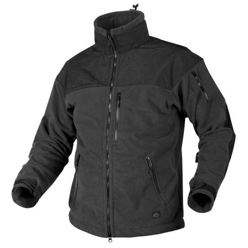 CLASSIC ARMY Jacket - Fleece Windblocker Detail 1