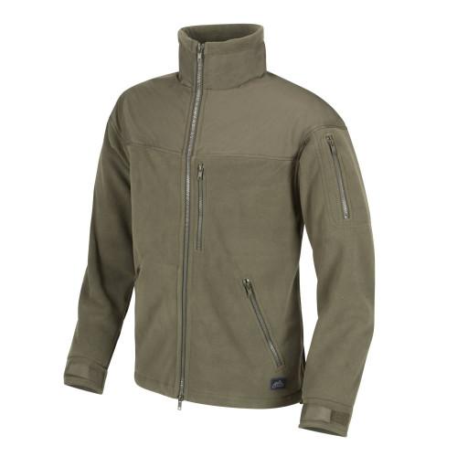 CLASSIC ARMY Jacket - Fleece Detail 1