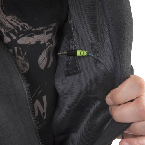 CLASSIC ARMY Jacket - Fleece Detail 7